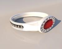 White ring(1)