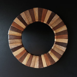 wooden mirror wood max