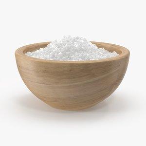 max bowl coarse salt