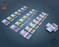 Euro Bill Collection