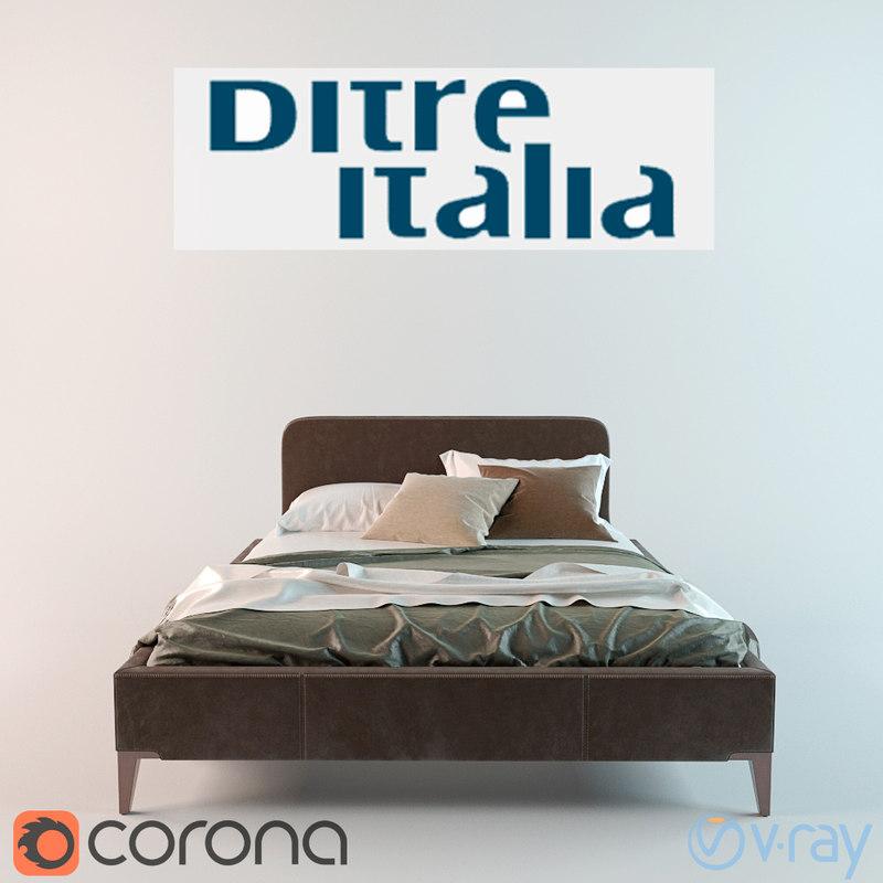 milonga corona 3d model