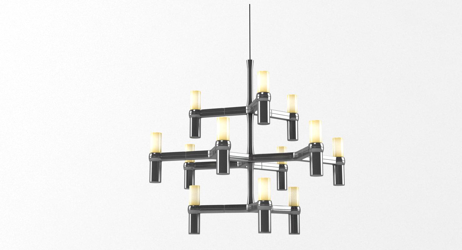 nemo crown minor chandelier max