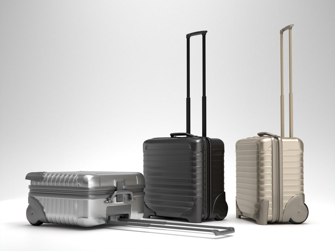 Rimowa Topas Business Multiwheel Max