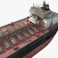 American Spirit Tanker