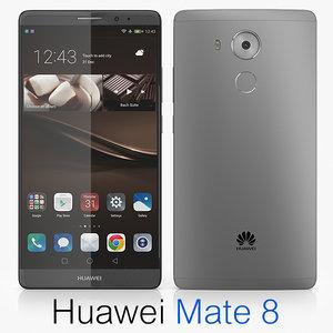 huawei mate 8 3d max