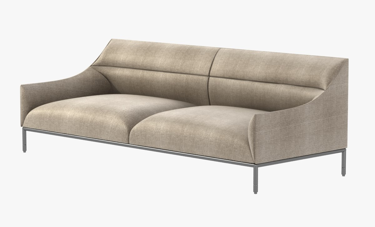 3ds sofa curve