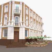 3d model facade classics