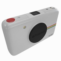 polariod snap 3d model