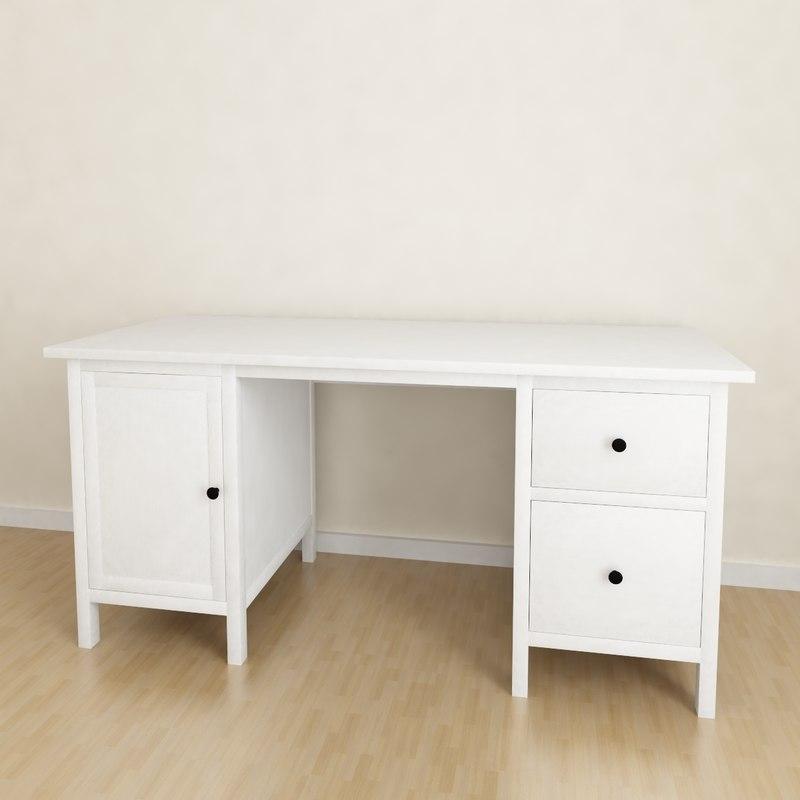 Ikea Hemnes Desk