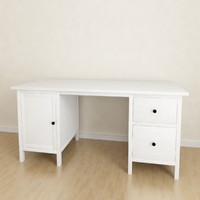 3d ikea hemnes model