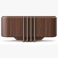 3d model annibale colombo sideboard