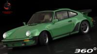 Porsche 911 Turbo 1981
