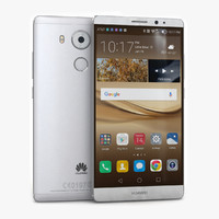 3d c4d huawei mate 8 moonlight