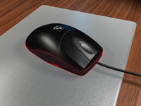 A4 Tech PC mouse