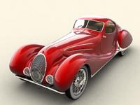1938 Talbot Lago T-150