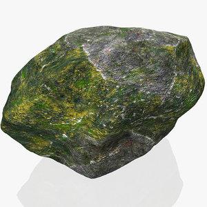 3d 3ds rock stone 2