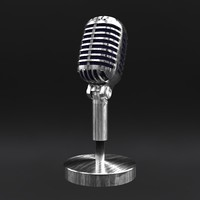microphone shure 55 3ds free