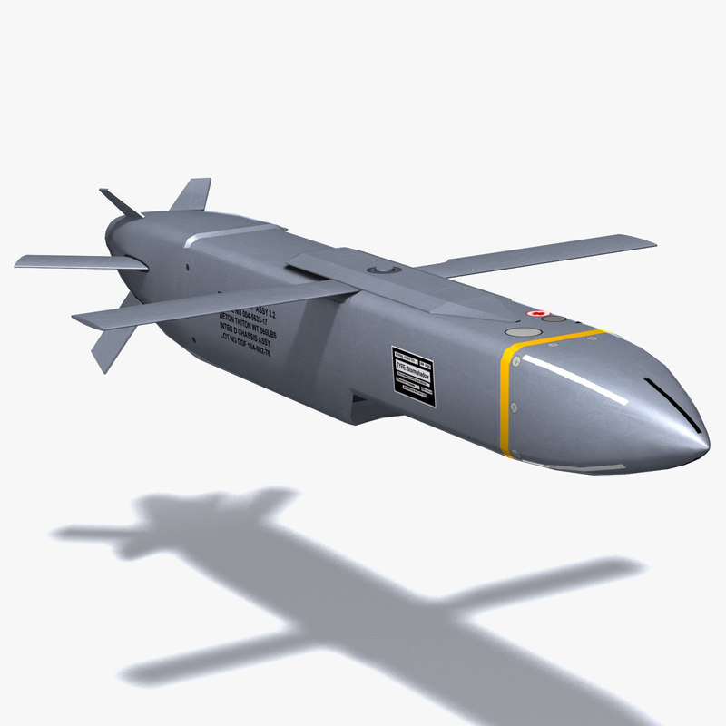 3d model mbda stormshadow