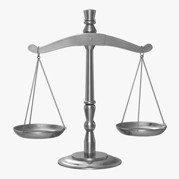 3d law scales model