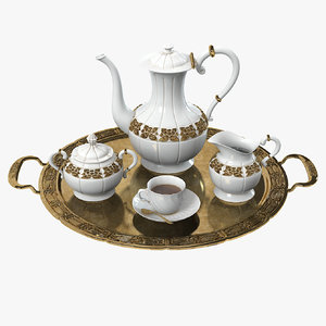 golden coffee set max