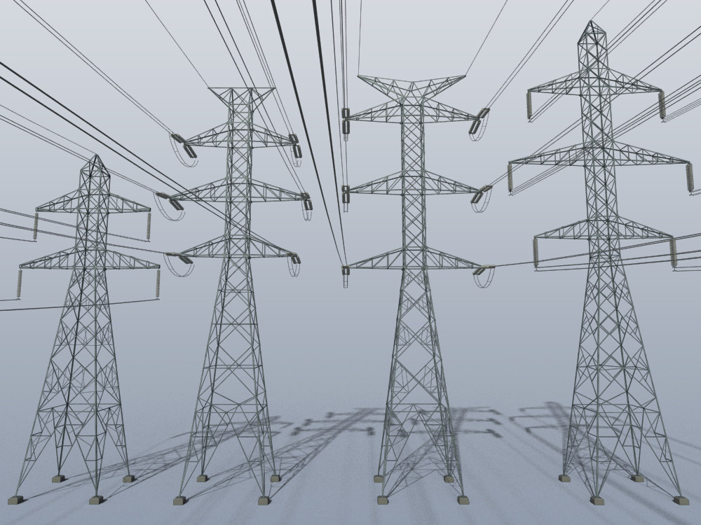 power towers 3ds