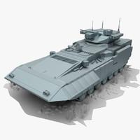 3d icv t-15 armata