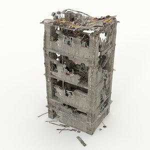 garbage dump 3d max