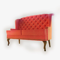 English Victorian style Sofa Horeca