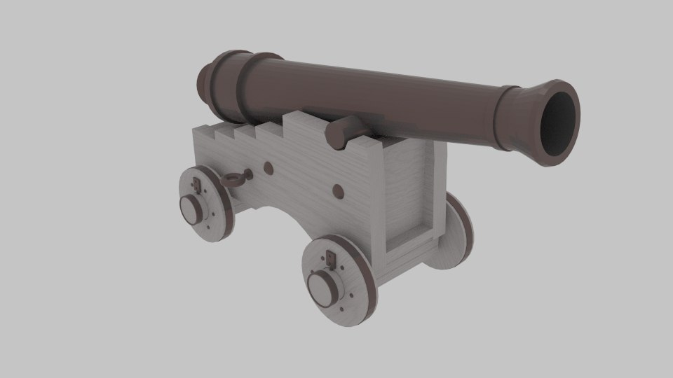 pirate cannon 3ds
