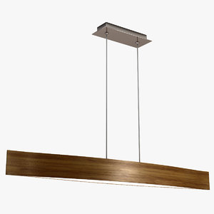 3d fornes luminaire pendant model