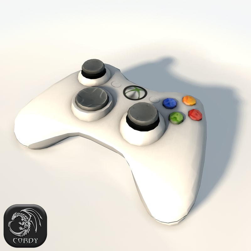 3d max 360 controller