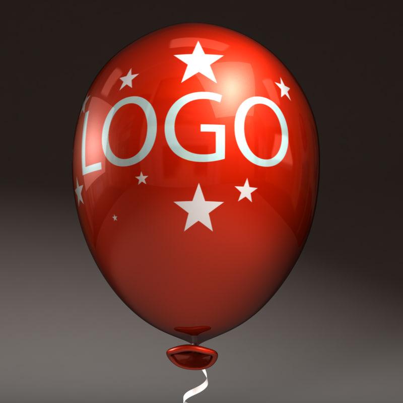balloon logo max