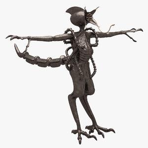 obj alien concept 2016