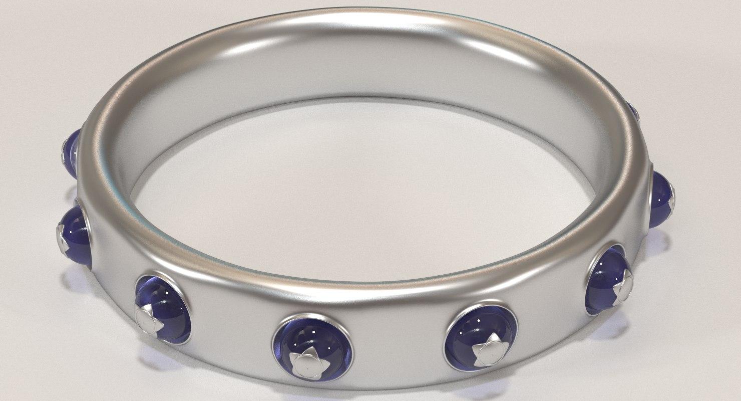 3d model printable ring