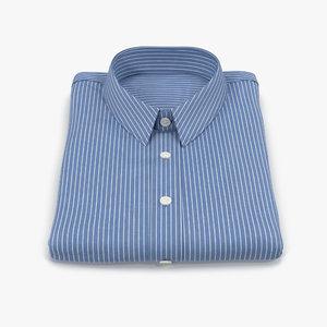3d folded shirt 3