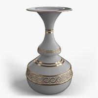 3d model vase 02