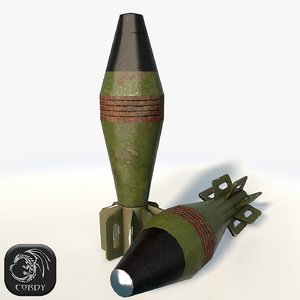 max mortar shell