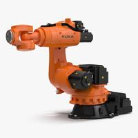 kuka robot kr quantec 3d 3ds