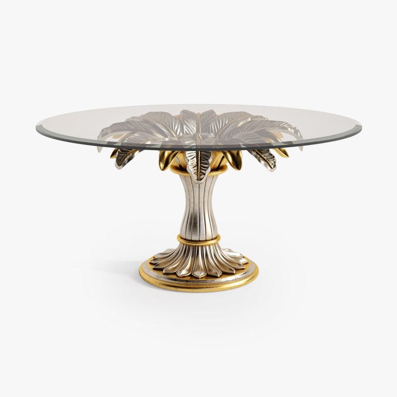 3d model andrea fanfani table 674