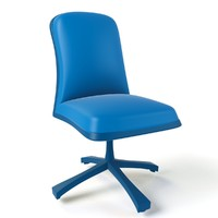 Cartoon Armchair Model 09