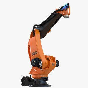 3d max kuka robot kr 40