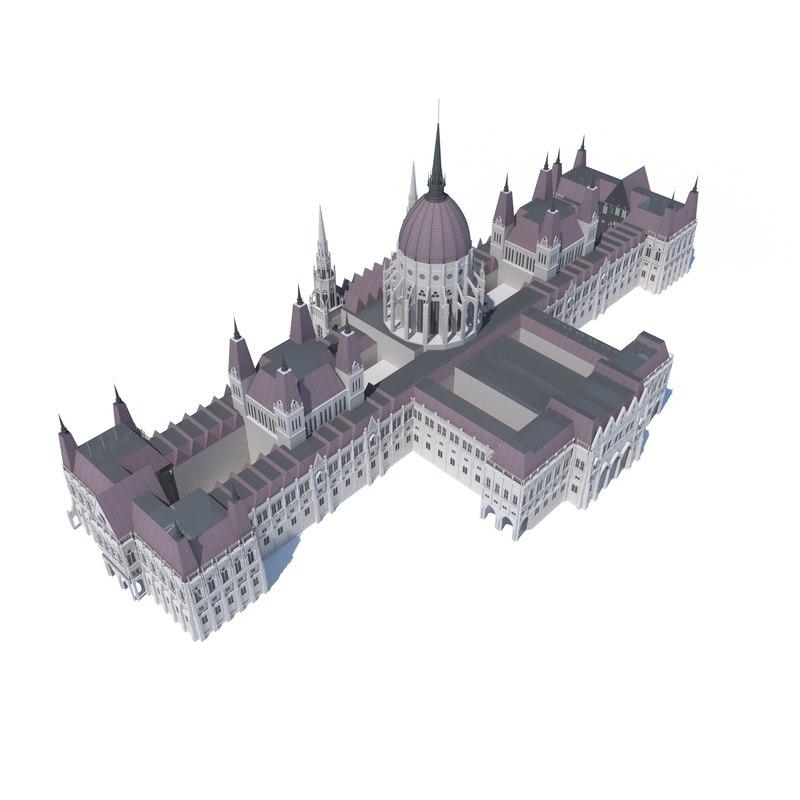 3d parliament budapest