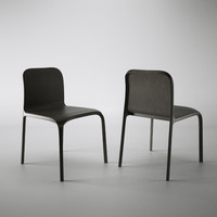 ley chair poliform dwg