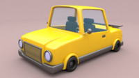 Cartoon Car 3