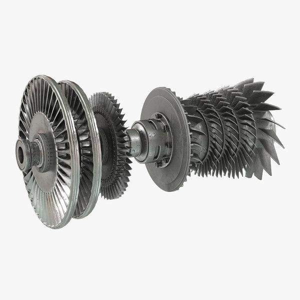 turbine 3 max