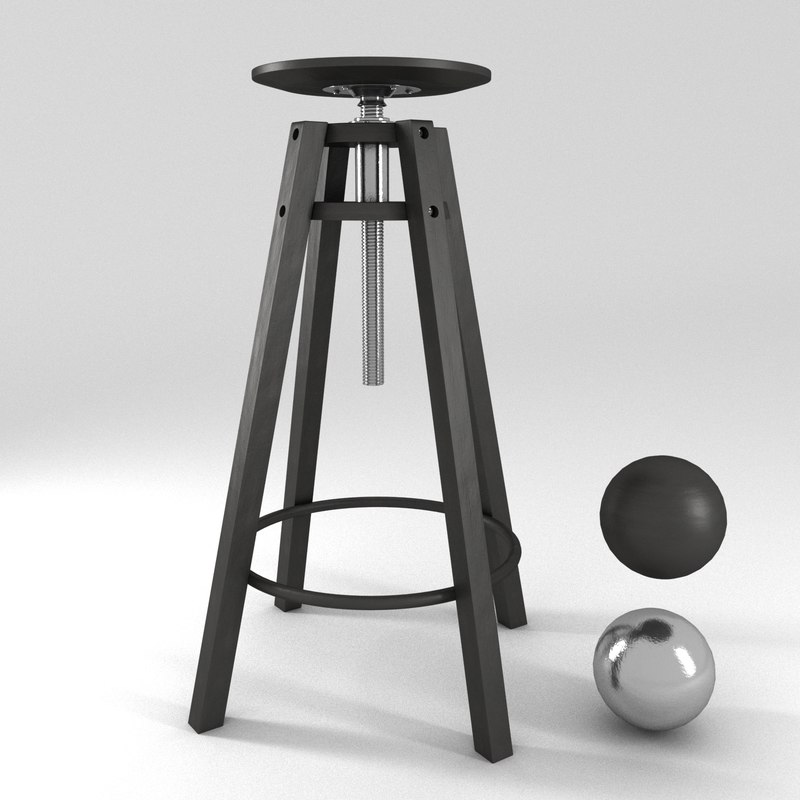 ikea dalfred bar stool max