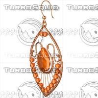 ring earrings fbx