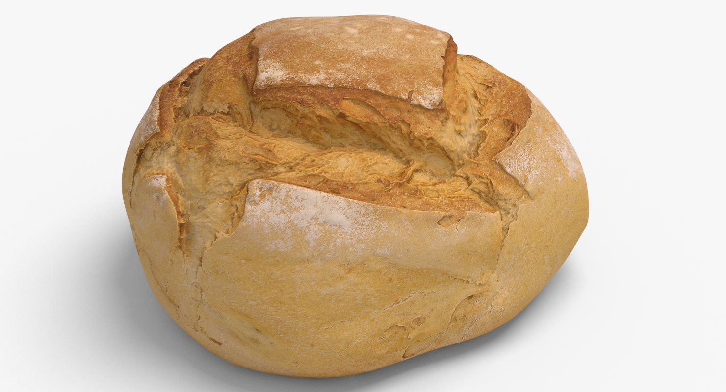 bread ready unreal 3d max