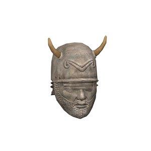 roman helmets 3ds