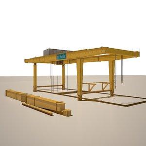 gantry crane max